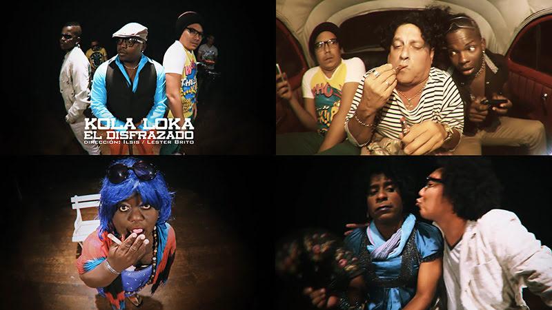 Kola Loka - ¨El disfrazado¨ - Videoclip - Dirección: Ilsis Céspedes - Lester Brito. Portal del Vídeo Clip Cubano