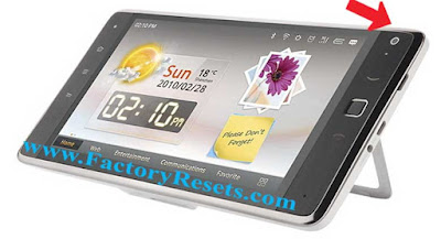 Soft Reset Huawei IDEOS S7