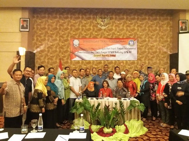 DPRD Purwakarta Gelar Bintek  Penyalahgunaan Wewenang  dan Aspek Hukum
