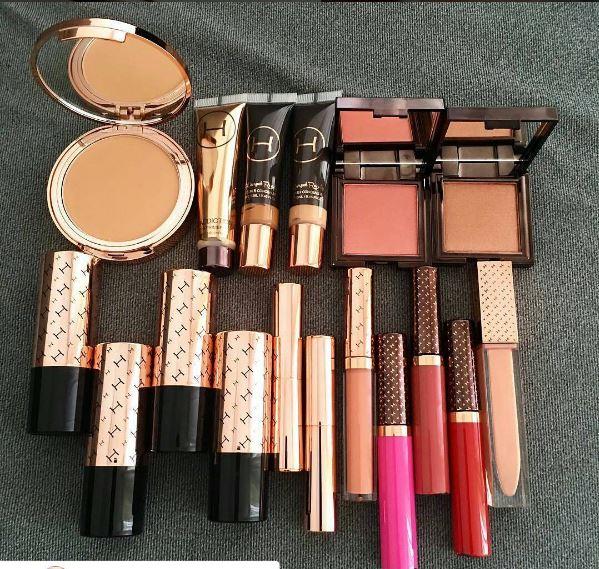 Hot Makeup, maquiagem profissional no Brasil, produtos
