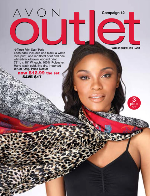 Avon Outlet Book Campaign 12 2016