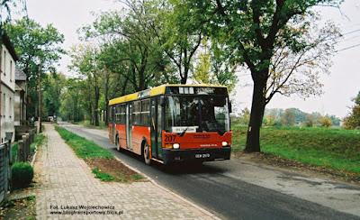 Ikarus 415 #207, MZK Kędzierzyn-Koźle, linia 14 z Reńskiej Wsi
