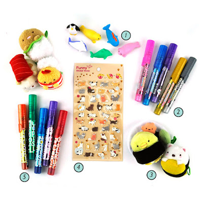 school supplies and accessories at CoolPencilCase.com