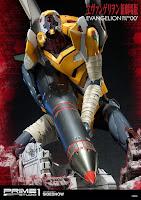 "Pre-order de Eva-00 Prototype Model de ""Rebuild of Evangelion"" - Prime 1 Studio"