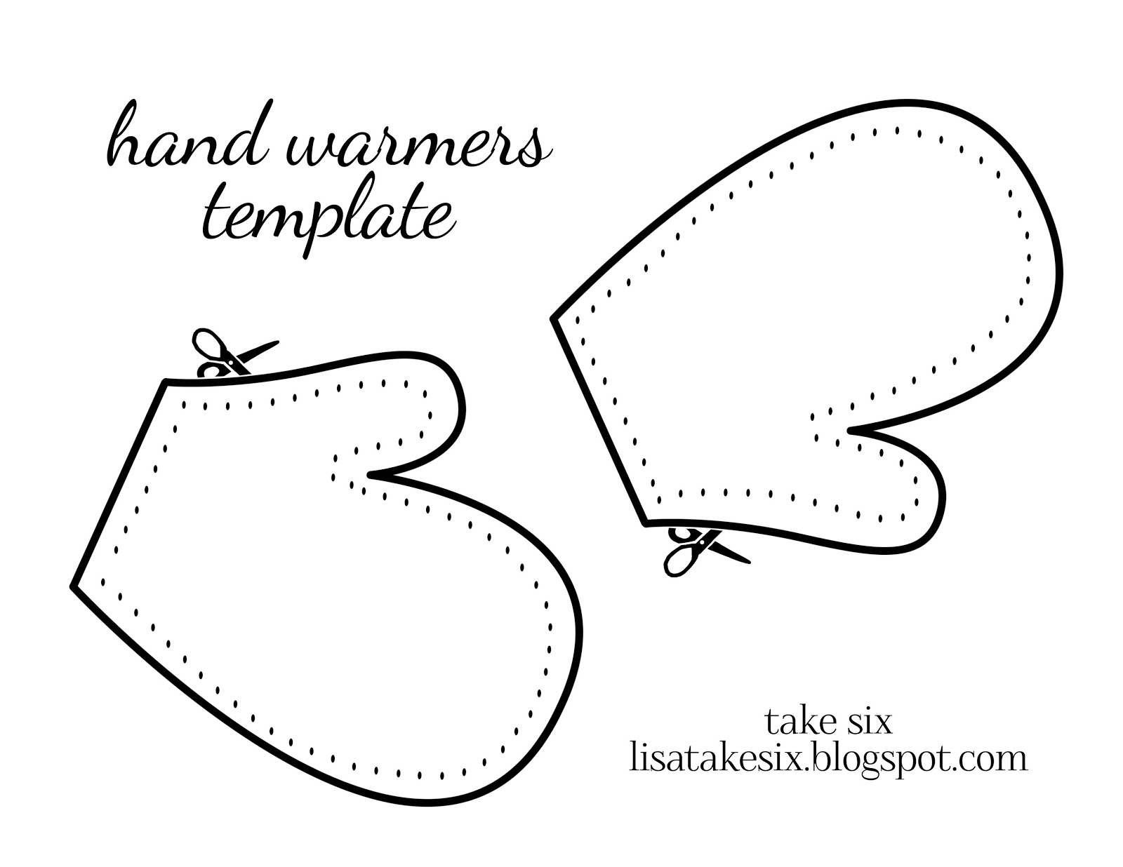 Take Six: Hand Warmers