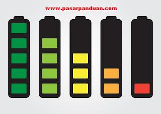 9+ tips merawat baterai laptop non-removable dan removable agar lebih awet