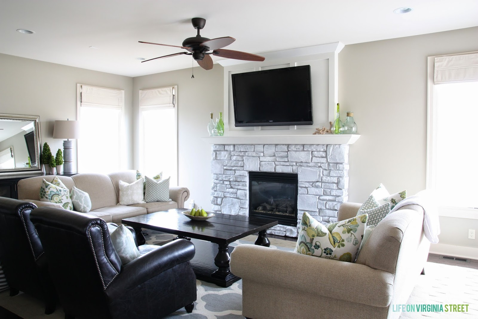 incredible behr paint living room | Paint Colors - Life On Virginia Street