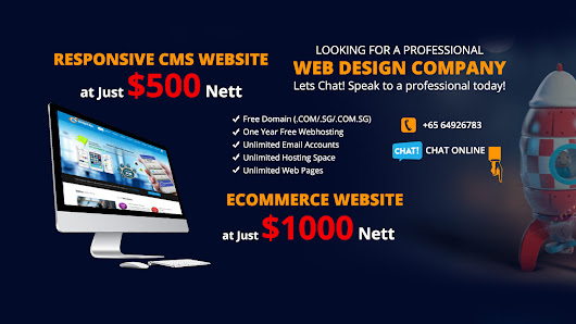 Cheap Website Design Singapore | Cheap Website Design | Cheap Website Design in Singapore