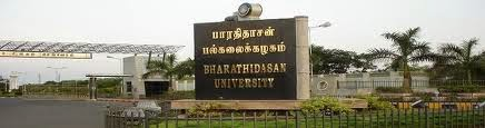 Bharathidasan University Distance Education