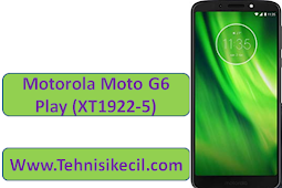 Download Firmware Motorola Moto G6 Play (XT1922-5) Stock Rom Official