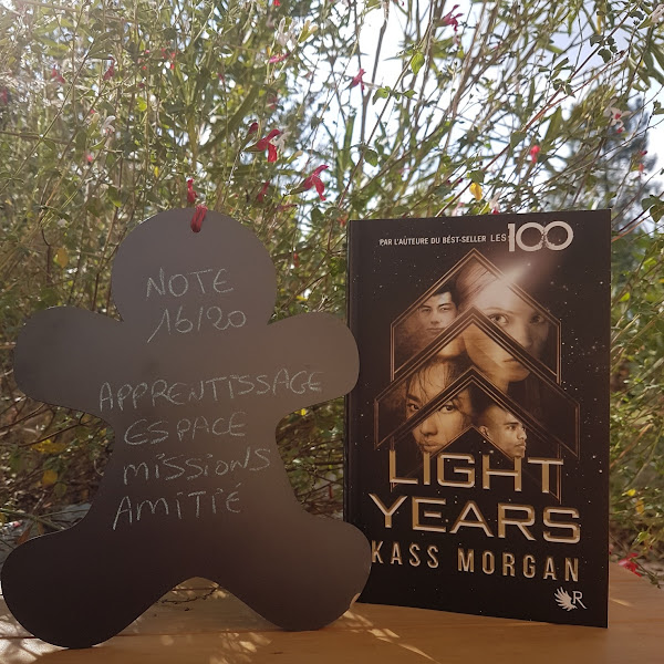 Light Years, tome 1 de Kass Morgan