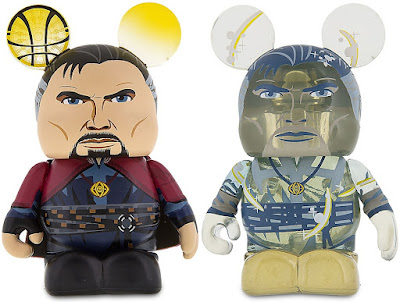 Doctor Strange Movie Marvel Vinylmation Eachez Vinyl Figures by Disney