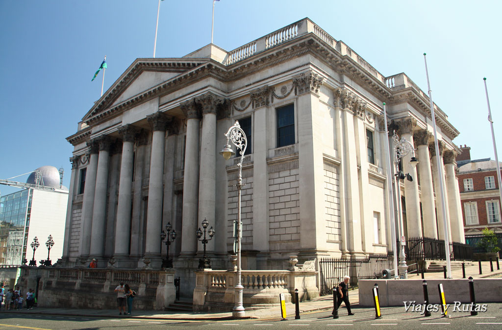 City Hall de Dublin