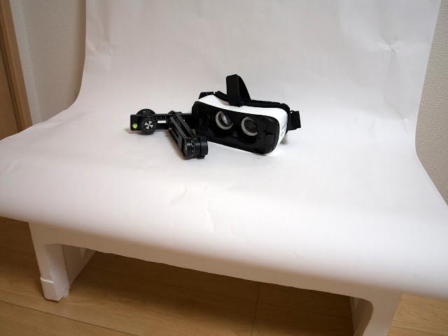 簡単で安い本格的な撮影所の作り方。家庭の撮影スタジオに最適です。スチロール箱&A1ロール&プラダンを使う!