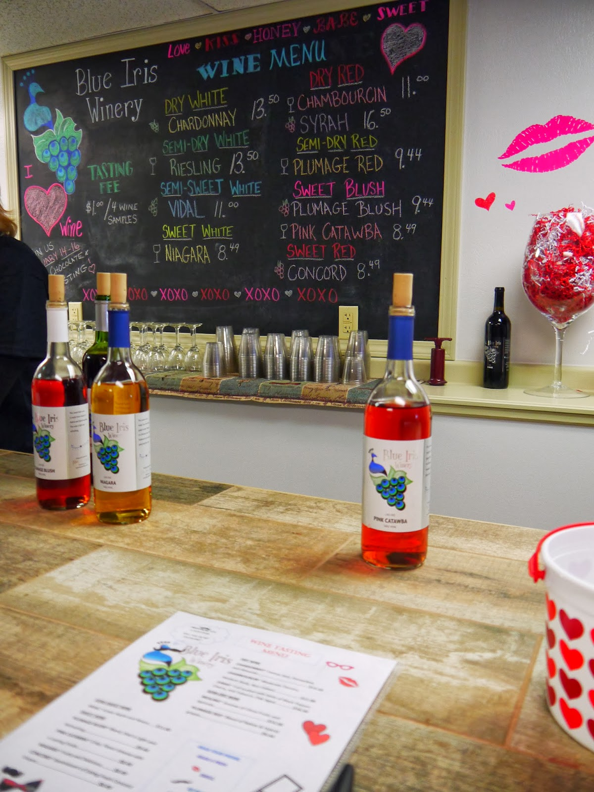 The Western New Yorker: New Winery, Northest PA