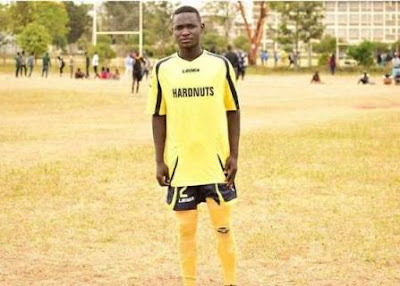 Thunder strikes footballer dead during goal celebration