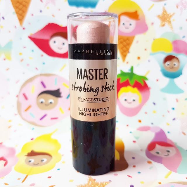 Maybelline FaceStudio Master Strobing Stick | Illuminating Highlighter