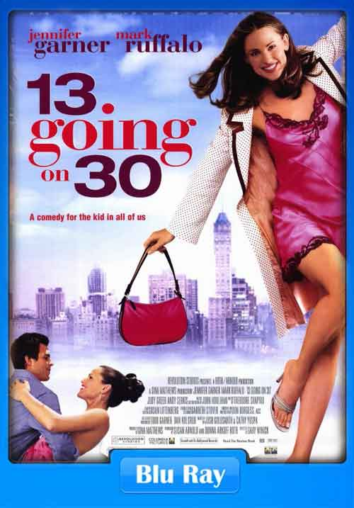 13 Going On 30 2004 Poster
