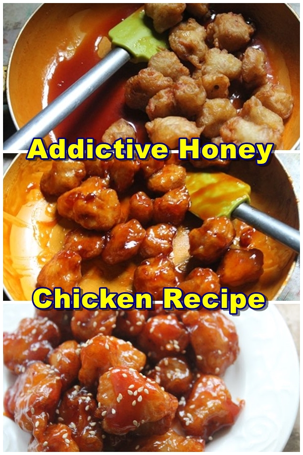 Addictive Honey Chicken Recipe