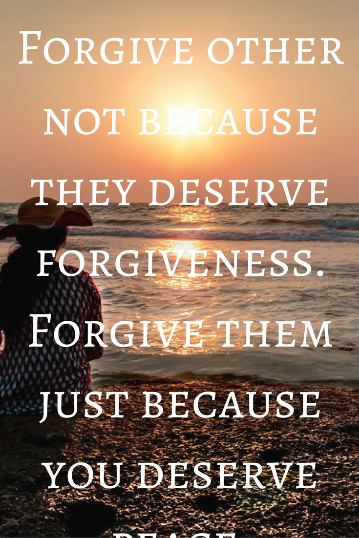 12 Inspirational Quotes on Forgiveness (The Power of