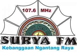 Streaming Radio 107.6 Surya fm Ngantang
