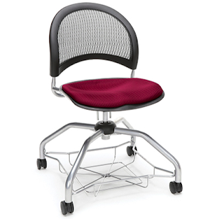 Foresee Chair with Fabric Seat