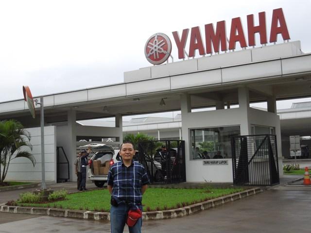 INFOKERJA | PT.Yamaha Motor Parts Manufacturing Indonesia Karawang
