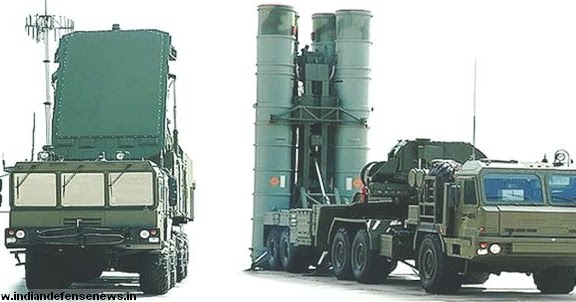 India may sign 6 billion deal for five s 400 air defense system by