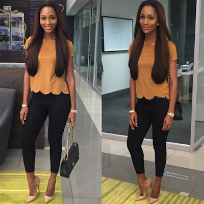 MBGN Tourism 2013 Powede Lawrence shares