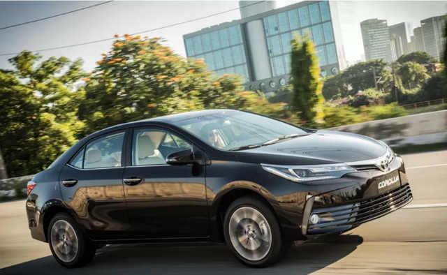 10 carros mais vendidos no primeiro semestre de 2017