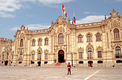 Lima, Palacio de Gobierno, Lima Centro, Lima Histórica