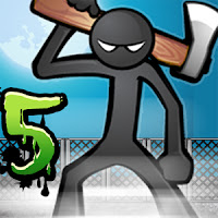 Anger of Stick 5 APK MOD Unlimited Money