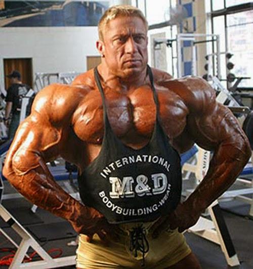 Heath Marcus Norwell Image: كمال الاجسام: أكبر عضلات في العالم