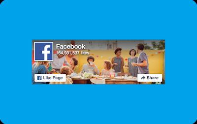 Facebook Popup Like Box Di / Untuk Blogger