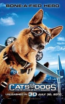 Xem Phim Cuộc Chiến Chó Mèo: Kitty Galore Báo Thù