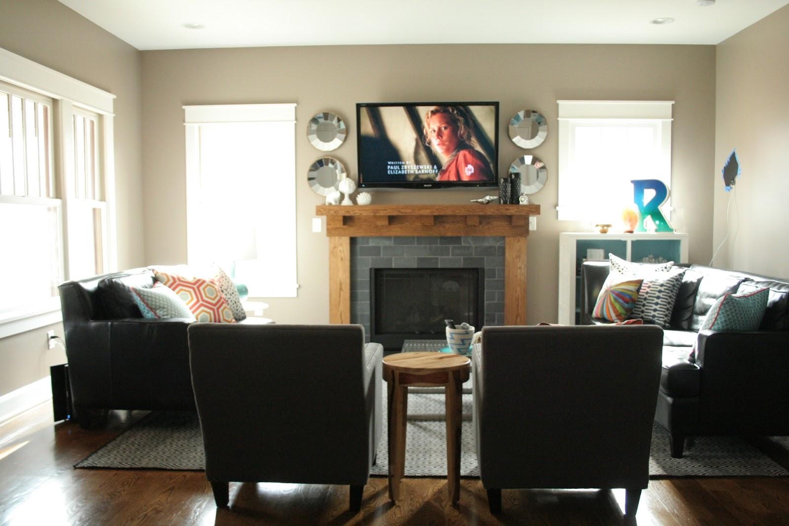 Living Room Furniture Configurations
