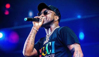 Davido Sets Another World Record , Features in 14 Album in a Yearly Carlendar
