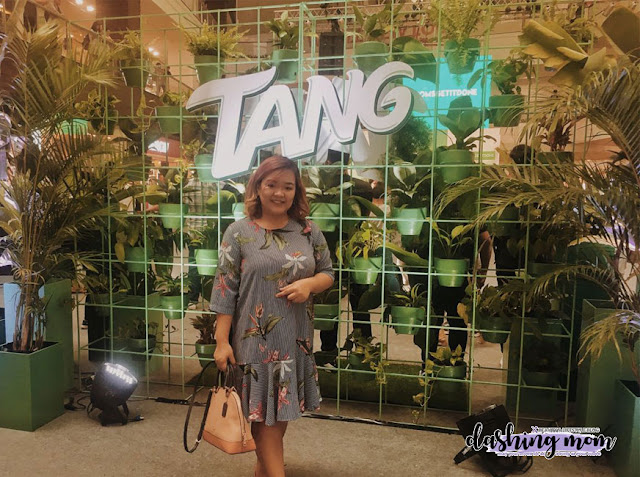 itsrayrose at tang event