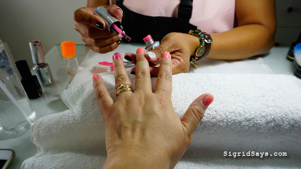 permanent makeup bacolod - jenelyns embroidery - gel nail polish