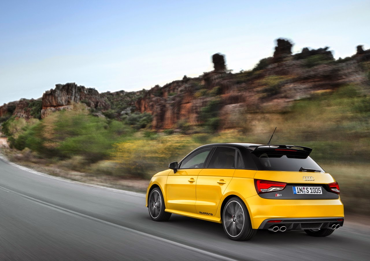 audi s1 et s1 sportback une gti surclass e pieces auto moins cher. Black Bedroom Furniture Sets. Home Design Ideas