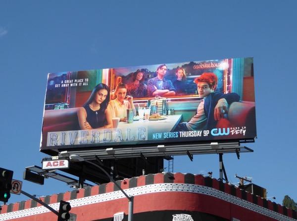 Riverdale season 1 billboard