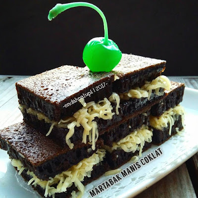 Resep Martabak Manis Coklat Ala Rumahan Sederhana By @endahpalupid