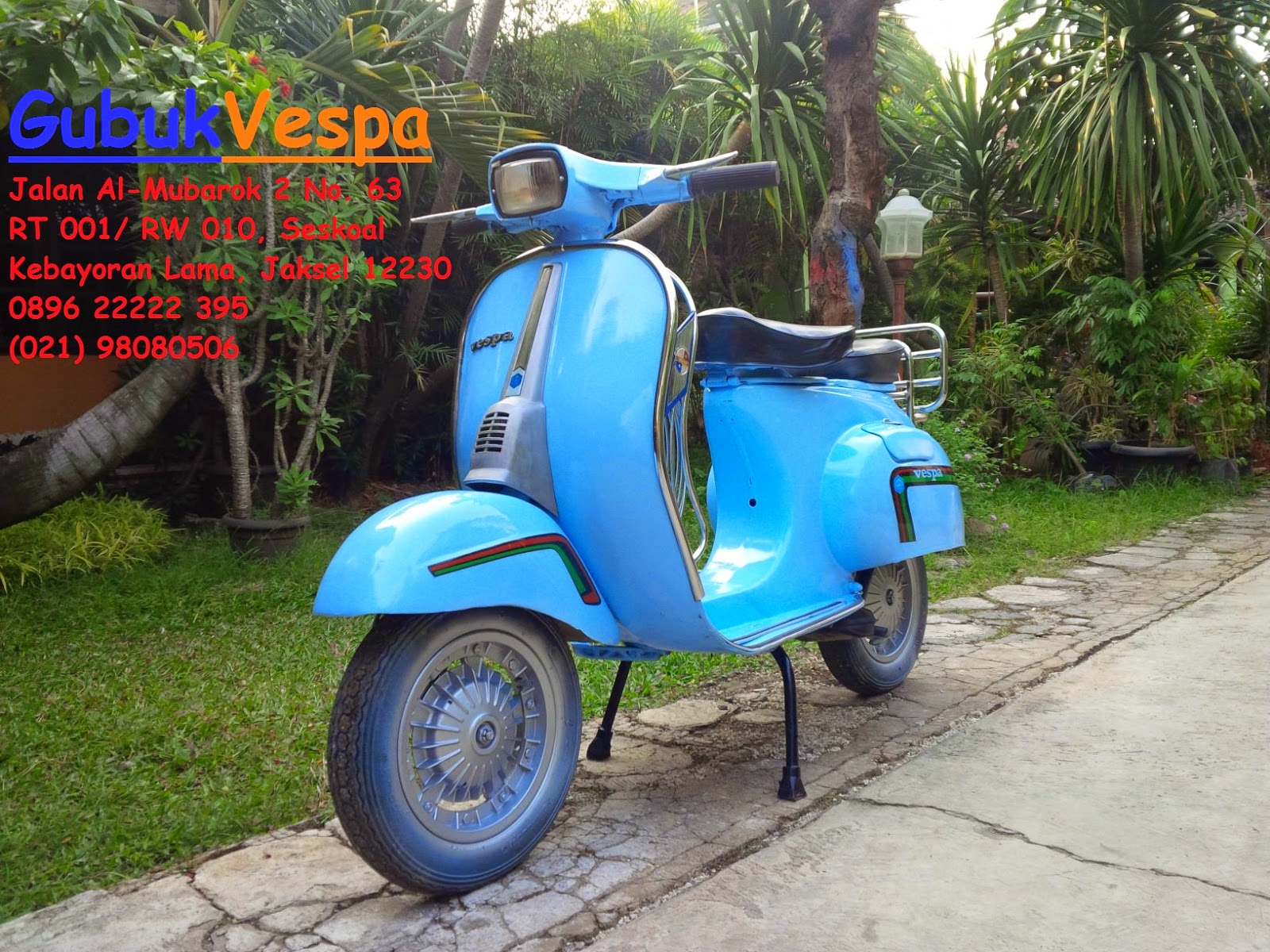 Kumpulan 73 Modifikasi Motor Vespa Pts Terkeren Cermin Spion Antik 1983 Jakarta Lapak Mobil Dan Bekas