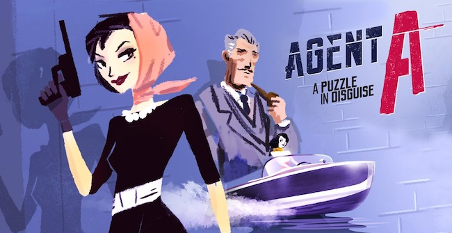 Agent A: A puzzle in disguise Apk Terbaru