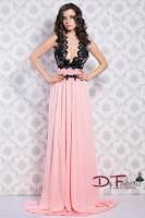 rochie-lunga-de-ocazie-Pink Remark