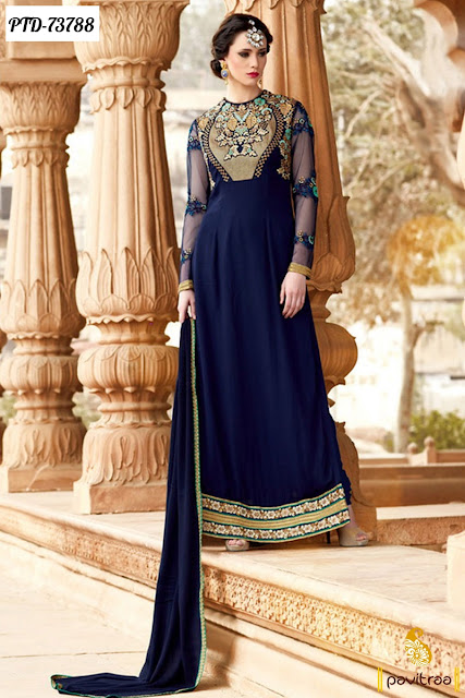 Stylish Party Wear Salwar Kameez For Modern Women In India