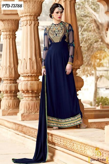 Stylish Party Wear Salwar Kameez For Modern Women In India
