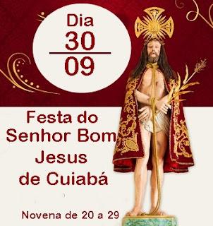 Festa do Senhor Bom Jesus de Cuiabá