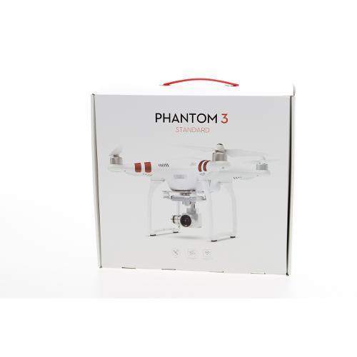 Drone Dji Phantom 3 Standard: Sistema de vôo inteligente