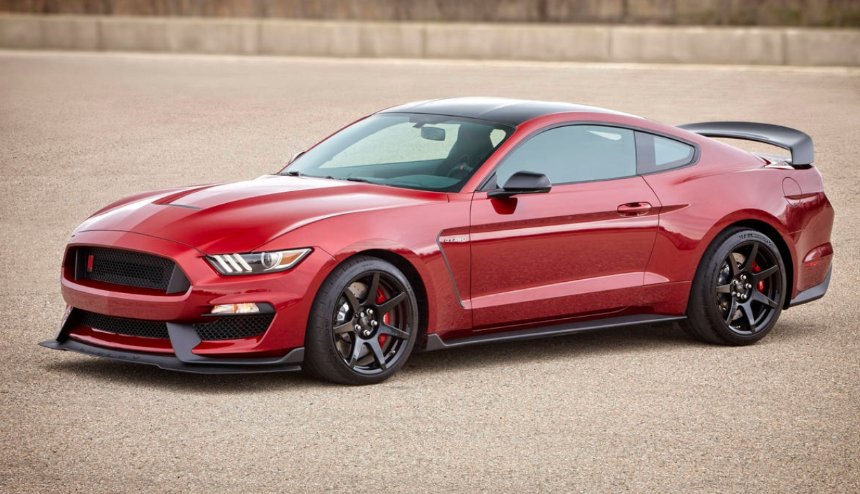 2017 Ford Mustang Shelby GT350 Red - Supercars News and ...